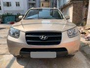 Cần bán xe Hyundai Santa Fe số tự động đời 2008, màu vàng giá 376 triệu tại Tp.HCM