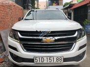 Bán Chevrolet Colorado High Country 2.8 AT 2017, màu trắng, nhập khẩu giá 615 triệu tại Tp.HCM