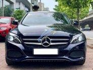 Bán Mercedes C200 màu xanh cavansai sản xuất cuối 2016, đăng ký 2017, biển Hà Nội giá 1 tỷ 199 tr tại Hà Nội