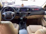 Bán Toyota Fortuner 2.5G 2016, màu bạc, số sàn, giá tốt giá 858 triệu tại An Giang