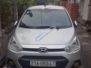 Chính chủ bán Hyundai Grand i10 1.0 MT 2014, màu bạc, nhập khẩu giá 260 triệu tại Yên Bái