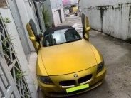 Bán ô tô BMW Z4 đời 2008, màu vàng giá 615 triệu tại Tp.HCM