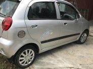 Cần bán Chevrolet Spark LT đời 2010, màu bạc giá 108 triệu tại Khánh Hòa
