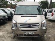 Bán xe tải Van 3 chỗ Ford Transit, số sàn, máy dầu, đời 2014, biển HN giá 490 triệu tại Hà Nội