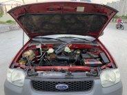 Cần bán xe Ford Escape 2.0L 4x4 MT đời 2004, màu đỏ   giá 215 triệu tại Tp.HCM