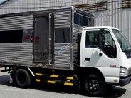 Bán xe tải Isuzu 1T9 thùng 3m6 giá tốt vay cao, chỉ cần 120tr nhận xe giá 490 triệu tại Tp.HCM