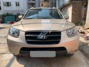 Bán Hyundai Santa Fe 2008 tự động, xăng, vàng cát, xe đi kỹ giá 376 triệu tại Tp.HCM