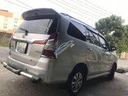 Bán xe Toyota Innova E đời 2015, màu bạc, full options giá 489 triệu tại Tp.HCM