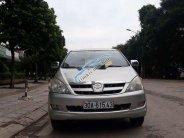 Chính chủ bán Toyota Innova G đời 2009, màu bạc giá 335 triệu tại Hà Nội
