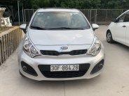 Cần bán xe Kia Rio 1.4 2014, màu bạc, nhập khẩu nguyên chiếc giá 425 triệu tại Hà Nội