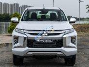 Bán Mitsubishi Triton 2019, màu trắng, nhập khẩu nguyên chiếc, giá tốt 730 triệu đồng, góp 90% giá 730 triệu tại Tp.HCM