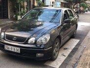 Bán xe Lexus GS 430 đời 2002, màu đen, xe nhập giá 460 triệu tại Tp.HCM