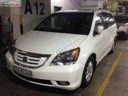 Bán xe Honda Odyssey EX-L 3.5 AT sản xuất 2008, màu trắng, nhập khẩu giá 680 triệu tại Tp.HCM