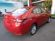 Bán Toyota Vios E sản xuất 2019, màu đỏ giá 520 triệu tại Tp.HCM