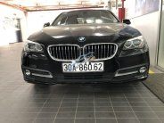 Bán BMW 5 Series 520i sản xuất 2015, màu đen, nhập khẩu giá 1 tỷ 500 tr tại Hà Nội