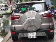 Bán xe Ford EcoSport Titanium 1.5L AT đời 2018, màu xám giá 600 triệu tại Tp.HCM