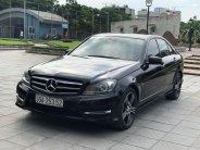 Bán ô tô Mercedes C200 đời 2013, màu đen, xe nhập giá 750 triệu tại Hà Nội