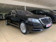Cần bán Mercedes S400 maybach sản xuất 2016, màu đen, nhập khẩu nguyên chiếc giá 5 tỷ 600 tr tại Hà Nội