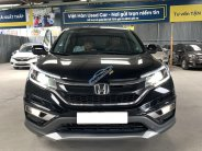 Bán xe Honda CR V 2.4AT, bản TG, màu đen, SX 2016 đăng ký 2017, biển SG giá 936 triệu tại Tp.HCM