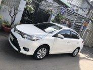 Bán Toyota Vios 2018, số tự động, màu trắng, biển TP giá 525 triệu tại Tp.HCM