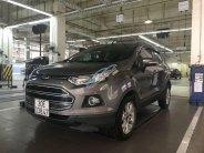 Bán Ford EcoSport Titanium năm 2016, màu xám giá cạnh tranh giá 500 triệu tại Hà Nội