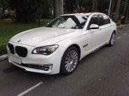Cần bán xe BMW 750Li đời 2013, màu trắng giá 2 tỷ 160 tr tại Tp.HCM