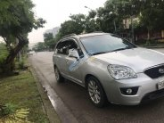 Cần bán xe Kia Carens đời 2011, màu bạc số tự động giá 340 triệu tại Hà Nội