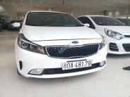 Cần bán xe Kia Cerato 1.6MT model 2018, màu trắng, xe đẹp giá 510 triệu tại Tp.HCM