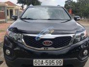 Bán Kia Sorento năm 2010, màu đen, nhập khẩu, 7 chỗ giá 459 triệu tại Lâm Đồng
