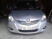 Bán Toyota Vios đời 2010, màu bạc, xe gia đình  giá 260 triệu tại Hà Nội