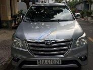 Bán Toyota Innova đời 2012, màu bạc số sàn giá 379 triệu tại Tp.HCM