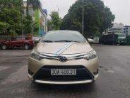 Bán Toyota Vios năm sản xuất 2014, màu vàng cát giá 368 triệu tại Hà Nội