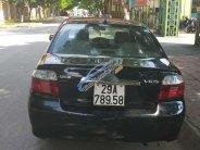 Cần bán Toyota Vios sản xuất 2007, màu đen giá 180 triệu tại Hà Nội