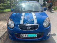 Bán Kia Morning SLX đời 2011, màu xanh lam, nhập khẩu số tự động giá 239 triệu tại Đồng Nai
