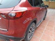 Bán xe Mazda CX 5 2017, màu đỏ, 1 chủ từ đầu giá 767 triệu tại Hải Dương