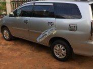 Bán Toyota Innova G năm sản xuất 2011, màu bạc, giá tốt giá 375 triệu tại Đắk Lắk