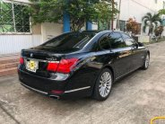 Bán xe BMW 7 Series 750Li đời 2010, màu đen, xe nhập, full option giá 1 tỷ 500 tr tại Bình Dương