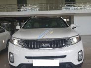Kia Sorento DATH 2.2AT, màu trắng, sx 2017 form mới 2018 biển Sài Gòn giá 826 triệu tại Tp.HCM