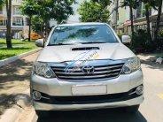Bán Toyota Fortuner bạc, máy dầu 2016, số sàn, xe chính chủ đi kỹ giá 816 triệu tại Tp.HCM