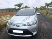 Bán Toyota Vios E đời 2017, màu bạc, số tự động, giá tốt giá 438 triệu tại Tp.HCM
