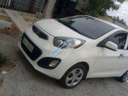 Bán xe Kia Morning năm sản xuất 2013, màu trắng giá cạnh tranh giá 195 triệu tại Hà Tĩnh