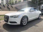 Cần bán xe Audi A6 đời 2012, màu trắng, máy êm giá 1 tỷ 250 tr tại Tp.HCM