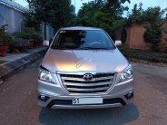 Bán Toyota Innova E cuối 2014 số sàn, màu bạc, chính chủ giá 498 triệu tại Tp.HCM