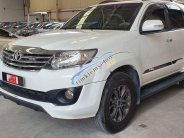 Bán Toyota Fortuner TRD đời 2015, màu trắng số tự động, giá 850tr giá 850 triệu tại Tp.HCM