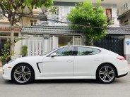 Cần bán Porsche Panamera model 2011, màu trắng, nội thất kem giá 1 tỷ 620 tr tại Tp.HCM
