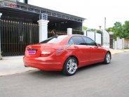 Bán Mercedes C200 sản xuất năm 2011, màu đỏ xe gia đình, giá chỉ 596 triệu giá 596 triệu tại BR-Vũng Tàu