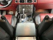 Bán LandRover Range Rover Autobiography 5.0 đời 2011, màu đỏ, nhập khẩu giá 1 tỷ 750 tr tại Tp.HCM