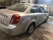 Chính chủ bán xe Daewoo Lacetti EX sản xuất năm 2009, màu bạc  giá 185 triệu tại Thái Nguyên