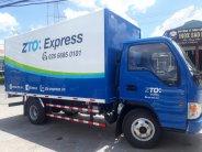 Xe tải jac chạy thư báo hàng siêu thị jac thùng 4m4| Trả trước 80 triệu  giá 80 triệu tại Bình Dương