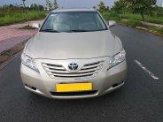 Về hưu bán xe Camry LE 2007, số tự động nhập mỹ, màu vàng cát giá 493 triệu tại Tp.HCM